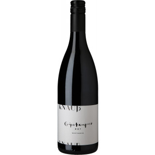 2018 Gipskeuper Cuvée Rot trocken BIO - Weingut Knauß