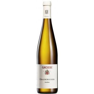 2018 Grauer Burgunder trocken - Weingut K.F. Groebe