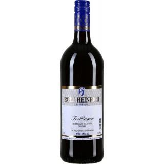 2016 Heilbronner Wartberg Trollinger Qualitätswein trocken 1L - Weingut Rolf Heinrich