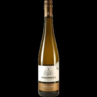 2018 Weißer Burgunder QbA trocken - Wein & Sekt Wiesenmühle