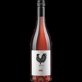 2018 Rosé halbtrocken - Weinhaus Hahn