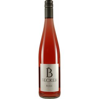 2018 Dornfelder Rosé GUTSWEIN - Weingut Becker