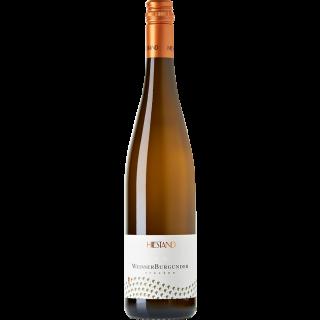 2016 HIESTAND Weisser Burgunder trocken - Weingut Hiestand