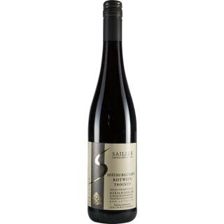 2018 Spätburgunder Rotwein trocken - Weingut-Destillerie Harald Sailler