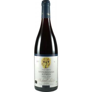 2015 Spätburgunder Rotwein SL Spätlese trocken BIO - Ökologisches Weingut Hubert Lay