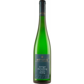 2019 Serriger Herrenberg Riesling Auslese edelsüß - Weingut Würtzberg