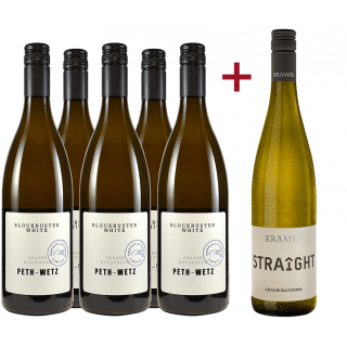 Jungwinzer Grauburgunder Paket  - Weingut Peth Wetz / Gut Krämer