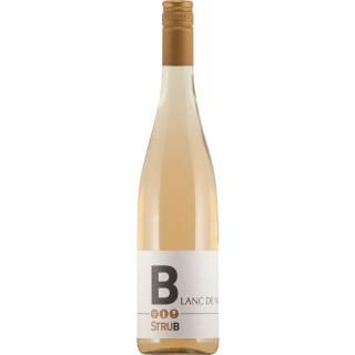 2017 Blanc de Noir Spätburgunder trocken BIO - Weingut Hans Andreas Strub