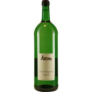 2019 Grauer Burgunder feinherb 1,0 L - Weingut Antony