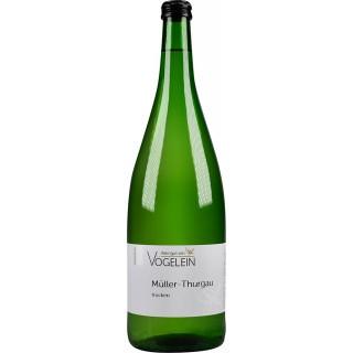 2020 Müller-Thurgau trocken 1,0 L - Weingut am Vögelein