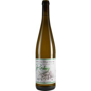 2018 Klingenberger Schlossberg Riesling Spätlese halbtrocken BIO - Weinbau Stritzinger