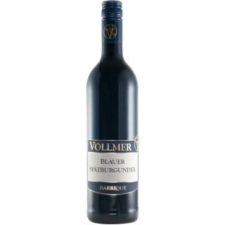2008 Blauer Spätburgunder Barrique Auslese trocken - Weingut Roland Vollmer