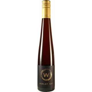 2015 Merlot 131° Beerenauslese süß 0,375L - Weinmanufaktur Weyer