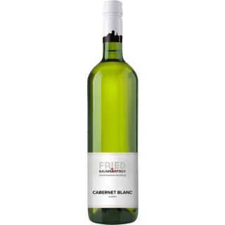 2019 Cabernet Blanc trocken - Weingut Fried Baumgärtner