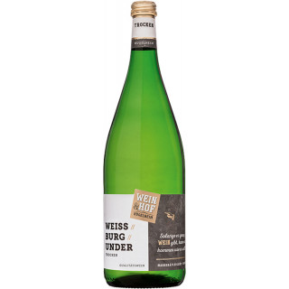 2019 Weissburgunder trocken 1,0 L - Wein & Hof Hügelheim