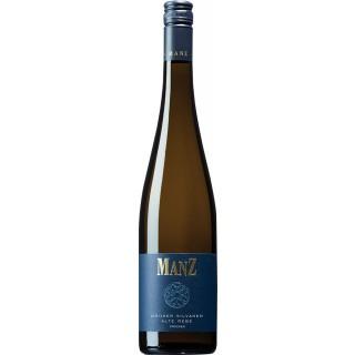 2018 Grüner Silvaner trocken Alte Reben - Weingut Manz