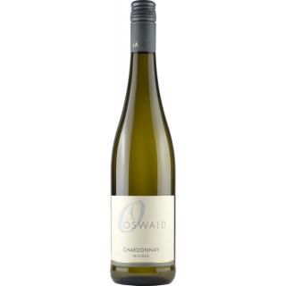 2018 Chardonnay trocken - Weingut Oswald