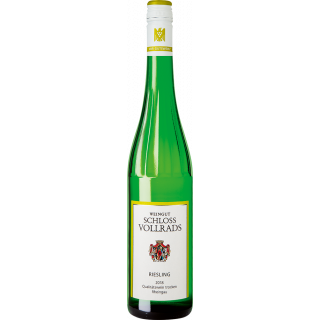 2018 Schloss Vollrads Riesling Trocken - Weingut Schloss Vollrads