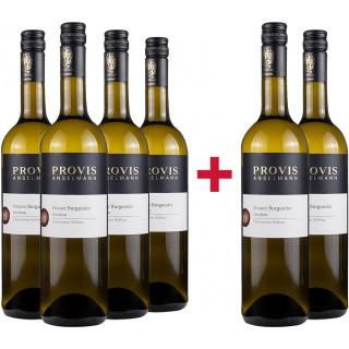 4+2 Grauburgunder trocken Paket - Weingut Provis Anselmann