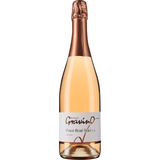 2015 Pinot Rosé Sekt b.A. trocken - Weingut GravinO