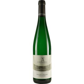 2018 Zeltinger Schloßberg Riesling Spätlese süß - Weingut Ackermann