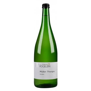 2019 Müller-Thurgau trocken 1,0 L - Weingut am Vögelein