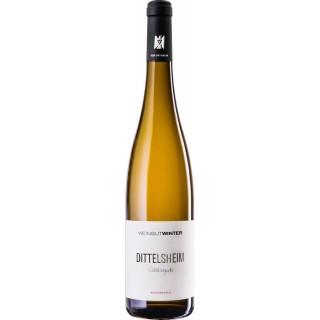 2019 DITTELSHEIM Weißburgunder VDP.ORTSWEIN trocken - Weingut Winter