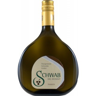 2018 Scheurebe trocken - Weingut Schwab