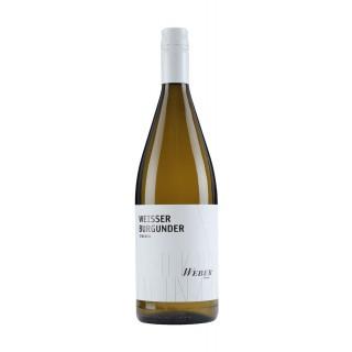 2020 Weisser Burgunder trocken 1,0 L - Weingut Weber Ettenheim