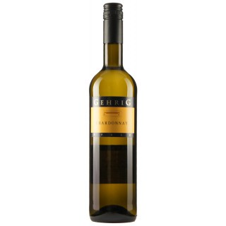 2019 Chardonnay QbA Trocken - Weingut Gehrig
