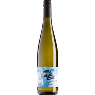 """2018 Sauvignon Blanc """"How I Roll"""" trocken - Weingut Phillip Heinz"""