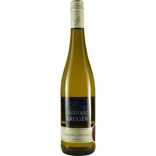 2019 Riesling Spätlese feinherb - Weingut Zehnthof Kruger