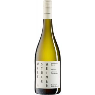 """2020 Sauvignon Blanc """"Weimarer Poetenweg"""" trocken - Winzervereinigung Freyburg-Unstrut"""