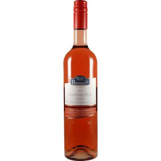 2018 Dornfelder Rosé Lieblich - Weingut Bremm