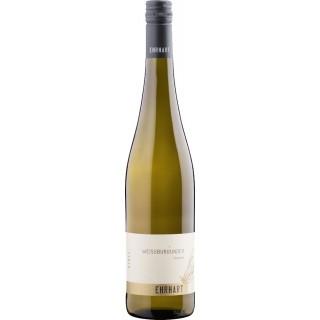 2018 Weißer Burgunder Gutswein Trocken BIO - Weingut Ehrhart