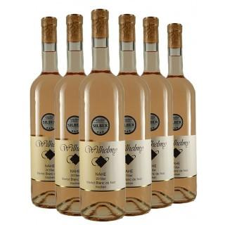 Blanc de Noir Paket vom Merlot - Weingut Wilhelmy