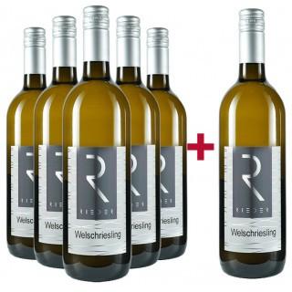 5+1 Welschriesling Paket - Weingut & TOP-Heuriger Rieder