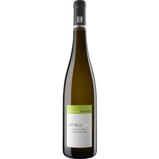 2016 DITTELSHEIM Chardonnay & Weißburgunder VDP.ORTSWEIN - Weingut Winter
