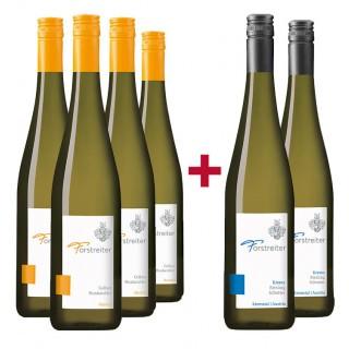 4+2 Forstreiter Paket - Weingut Forstreiter