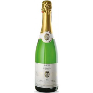 2012 Winkeler Hasensprung Riesling Sekt brut - Weingut Prinz von Hessen