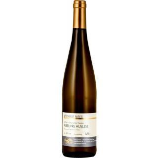 2018 Riesling Auslese Nahe Kreuznacher Paradies Weißwein edelsüß süß - Weingut Mees