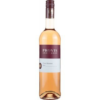 2019 Pinot Meunier Rosé halbtrocken - Weingut Provis Anselmann