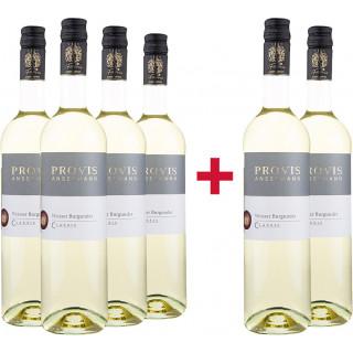 4+2 Weißer Burgunder Classic Paket - Weingut Provis Anselmann