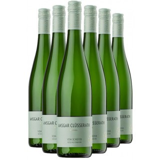 Vom Schiefer Riesling feinherb Paket - Weingut Ansgar Clüsserath