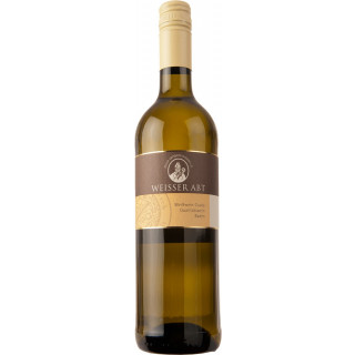 2019 Weißer Abt Weißwein Cuvée trocken - Weinmanufaktur Gengenbach