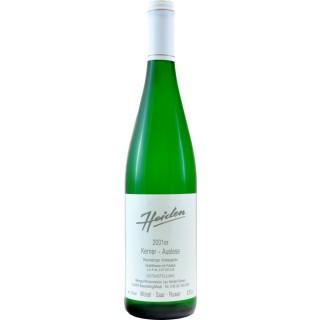 2001 Brauneberger Klostergarten Kerner Auslese Lieblich - Weingut Heiden