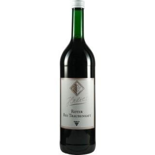 Traubensaft rot 700ml BIO - Weingut Halter