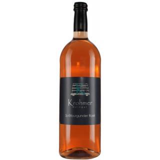 2017 Spätburgunder Rosé 1L - Weingut Krohmer
