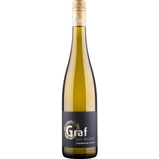 2019 Chardonnay im HOLZFASS gereift trocken - Graf von Weyher