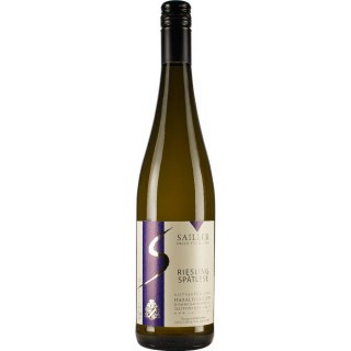 2014 Riesling Spätlese edelsüß - Weingut Destillerie Harald Sailler